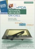 Book Cover Internal Medicine On Call for the PDA (Mobile Consult Series)