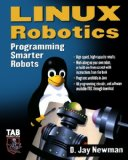 Book Cover Linux Robotics: Programming Smarter Robots (TAB Electronics)