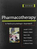 Book Cover Pharmacotherapy: A Pathophysiologic Approach, 6ed & Pharmacotherapy Casebook, 6ed Value Pak