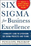 Book Cover Six Sigma for Business Excellence
