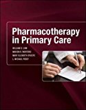 Book Cover Pharmacotherapy in Primary Care