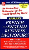 Book Cover Harrap's French and English Business Dictionary (Harrap's Dictionaries)