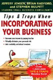 Book Cover Tips & Traps When Incorporating Your Business (Tips and Traps)