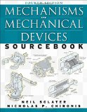 Book Cover Mechanisms and Mechanical Devices Sourcebook, Fourth Edition