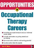 Book Cover Opportunities in Occupational Therapy Careers (Opportunities Inâ|Series)