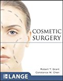 Book Cover Cosmetic Surgery (LANGE Clinical Medicine)