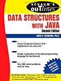 Book Cover Schaum's Outline sof Data Structures with Java