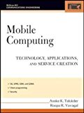 Book Cover Mobile Computing: Technology, Applications, and Service Creation (McGraw-Hill Communications Engineering)