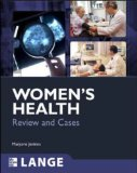 Book Cover Women's Health: Review and Cases (LANGE Clinical Medicine)