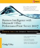 Book Cover Business Intelligence with Microsoft® Office PerformancePointTM Server 2007