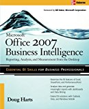 Book Cover Microsoft ®  Office 2007 Business Intelligence: Reporting, Analysis, and Measurement from the Desktop