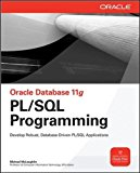 Book Cover Oracle Database 11g PL/SQL Programming (Oracle Press)
