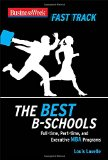 Book Cover BusinessWeek Fast Track: The Best B-Schools (Businessweek Fast Track Guides)