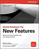 Book Cover Oracle Database 11g New Features (Oracle Press)