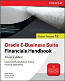 Book Cover Oracle E-Business Suite Financials Handbook, Third Edition
