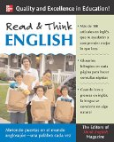 Book Cover Read & Think English (Book Only)
