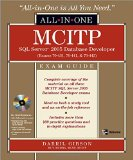 Book Cover MCITP SQL Server 2005 Database Developer All-in-One Exam Guide (Exams 70-431, 70-441 & 70-442)