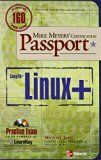 Book Cover Mike Meyers' Linux+ Certification Passport (Mike Meyers' Certficiation Passport)