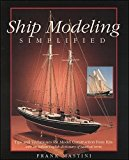 Book Cover Ship Modeling Simplified: Tips and Techniques for Model Construction from Kits