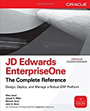 Book Cover JD Edwards EnterpriseOne, The Complete Reference (Osborne ORACLE Press Series)
