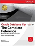 Book Cover Oracle Database 11g The Complete Reference (Oracle Press)
