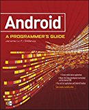 Book Cover ANDROID A PROGRAMMERS GUIDE