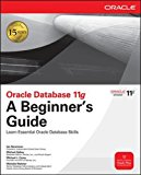 Book Cover Oracle Database 11g A Beginner's Guide