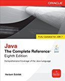 Book Cover Java The Complete Reference, 8th Edition
