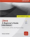 Book Cover Java, A Beginner's Guide, 5th Edition