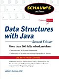Book Cover Schaum's Outline of Data Structures with Java, 2ed (Schaum's Outlines)