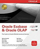 Book Cover Oracle Essbase & Oracle OLAP: The Guide to Oracle's Multidimensional Solution (Oracle Press)