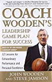 Book Cover Coach Wooden's Leadership Game Plan for Success: 12 Lessons for Extraordinary Performance and Personal Excellence