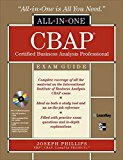 Book Cover CBAP Certified Business Analysis Professional All-in-One Exam Guide with CDROM