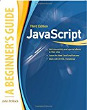 Book Cover JavaScript, A Beginner's Guide, Third Edition