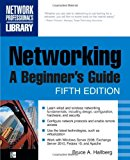 Book Cover Networking, A Beginner's Guide, Fifth Edition (Networking Professional's Library)