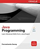 Book Cover Java Programming (Oracle Press)