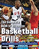Book Cover The Complete Book of Offensive Basketball Drills: Game-Changing Drills from Around the World