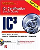 Book Cover Internet Core and Computing IC3 Certification Global Standard 3 Study Guide (Certification Press)