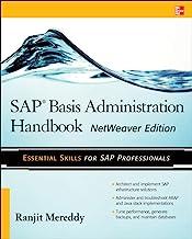 Book Cover SAP Basis Administration Handbook, NetWeaver Edition