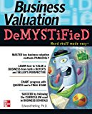 Book Cover Business Valuation Demystified