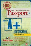 Book Cover Mike Meyers' CompTIA A+ Certification Passport, Fourth Edition (Exams 220-701 & 220-702)