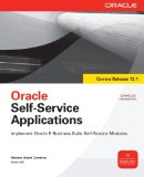 Book Cover Oracle Self-Service Applications (Oracle Press)