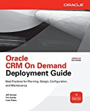 Book Cover Oracle CRM On Demand Deployment Guide (Oracle Press)