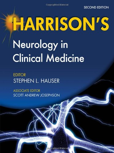 Book Cover Harrison's Neurology in Clinical Medicine, Second Edition