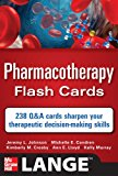 Book Cover Pharmacotherapy Flash Cards