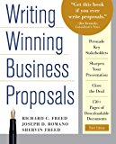 Book Cover Writing Winning Business Proposals, Third Edition