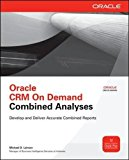 Book Cover Oracle CRM On Demand Combined Analyses (Oracle Press)