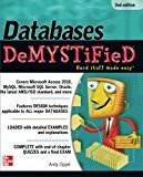 Book Cover Databases DeMYSTiFieD, 2nd Edition