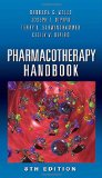 Book Cover Pharmacotherapy Handbook, Eighth Edition
