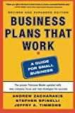 Book Cover Business Plans that Work: A Guide for Small Business 2/E